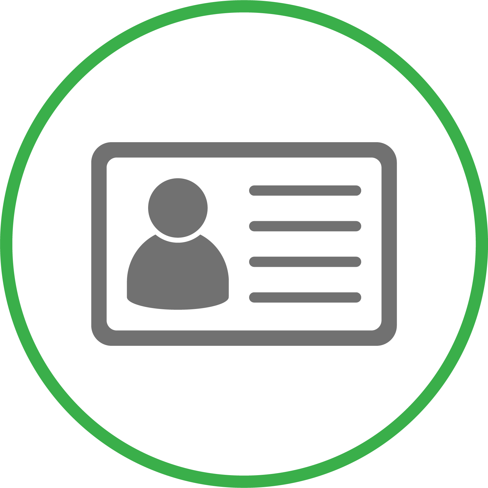 Icon Image | Employee Identification