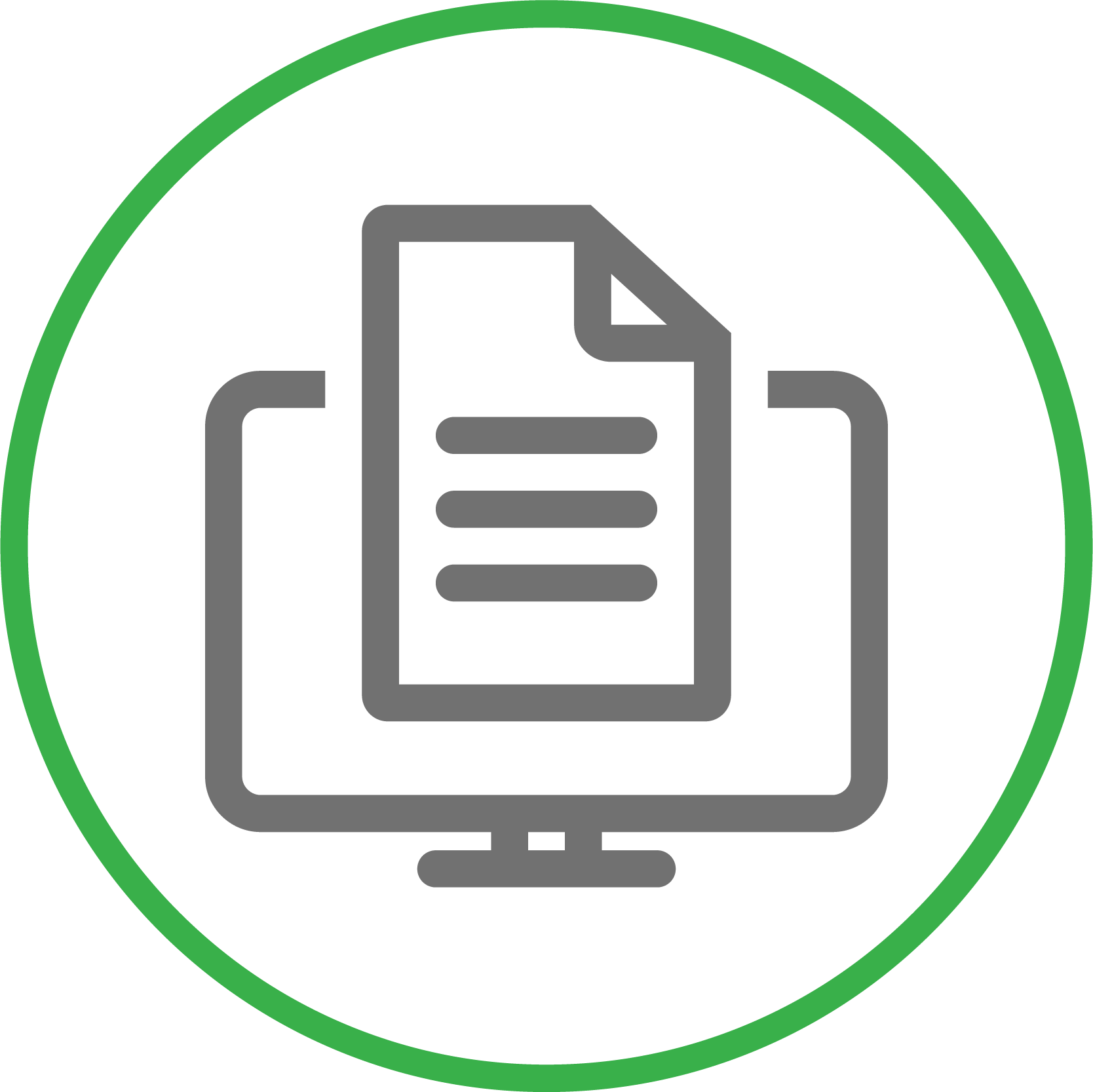 Icon Image | Paperless Billing